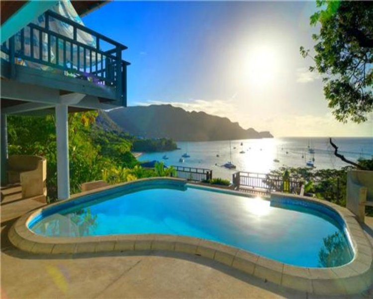 A Sombra of Blues House - Bequia