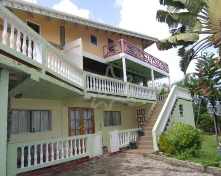 Captains House - Bequia