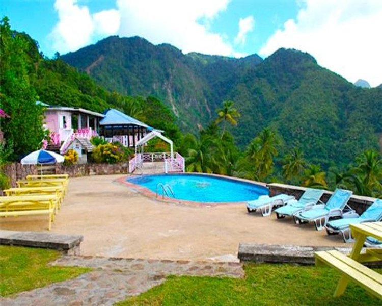 La Haut Resort - St.Lucia
