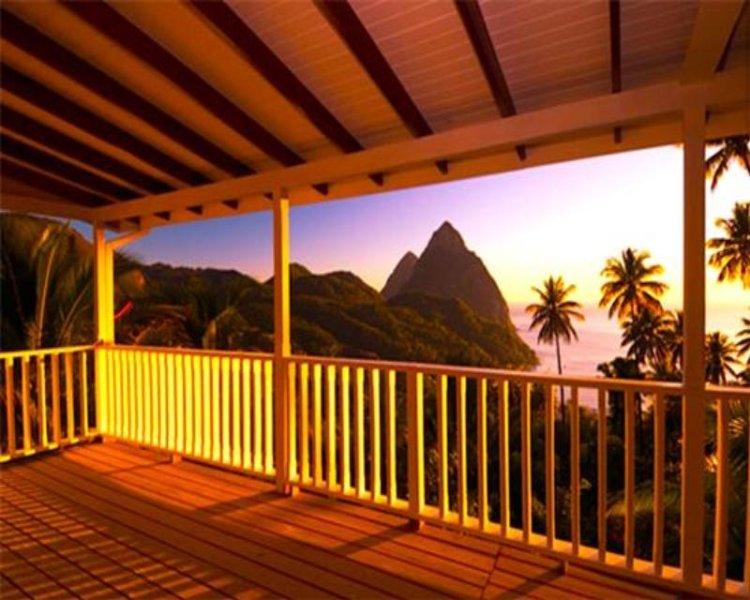 La Haut Resort - Sainte-Lucie