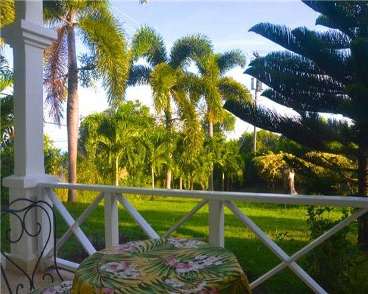 Palm Villa Apartment - Bequia