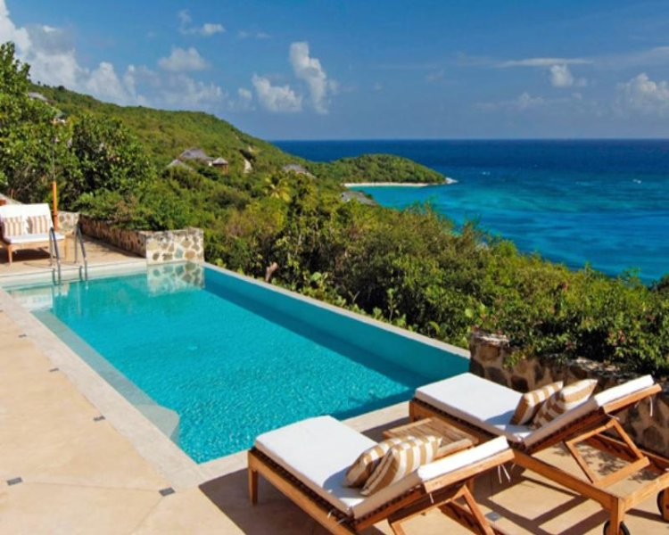 Maison Tranquille - Canouan - 4 bedroom Luxury Villa