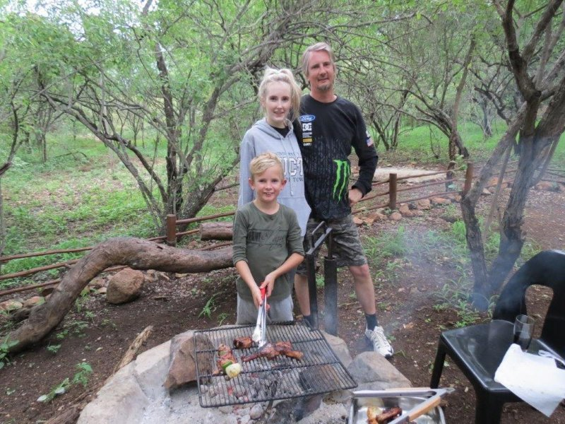 Braaiing: ultimate experience of the African outdoor lifestyle