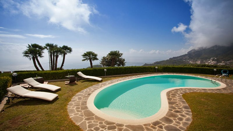 VILLA LA SCALA Scala /Ravello - Amalfi Coast, holiday rental in Scala