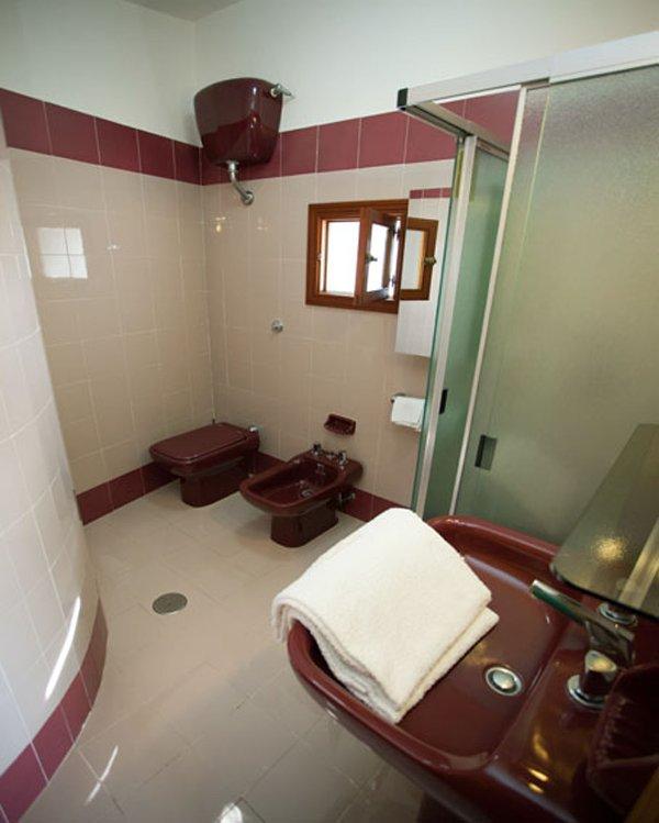 24 Villa La Scala en-suite con doccia