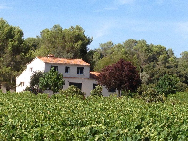Maison Loubiere, location de vacances à Gonfaron