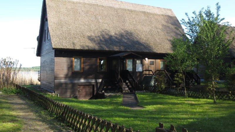Bootshaustraum am Malchiner See, vacation rental in Reuterstadt Stavenhagen