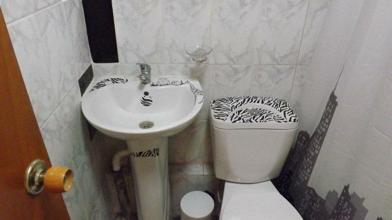deuxième salle de bain complète