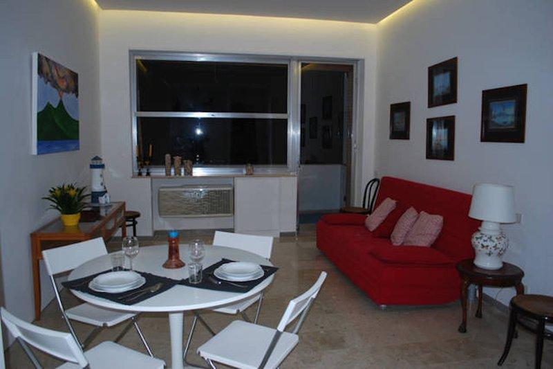 Apartment vista Capri, holiday rental in Fuorigrotta