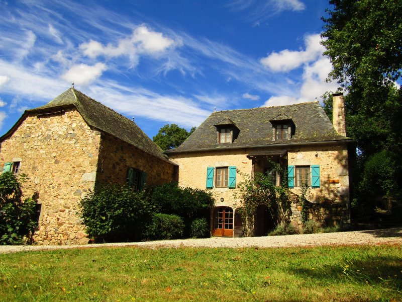 A beautiful french farmhouse retreat in the heart of South-West France, vacation rental in La Fouillade