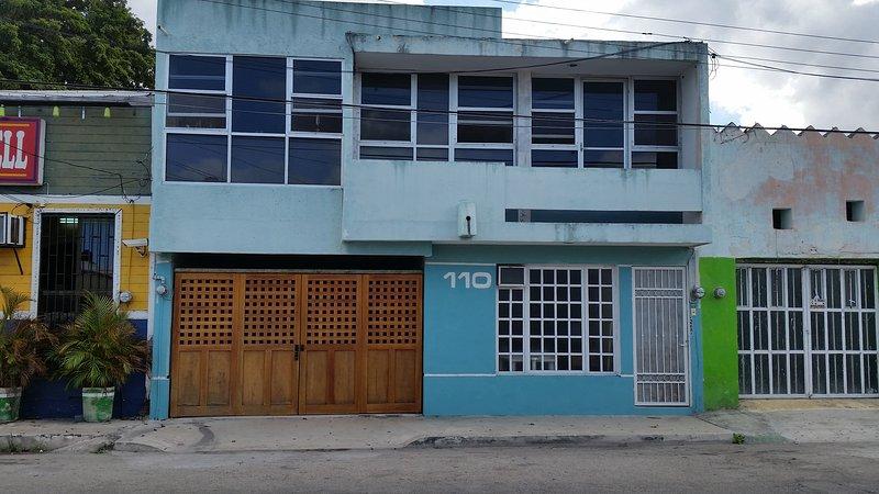 Street View of Casa Yucatan