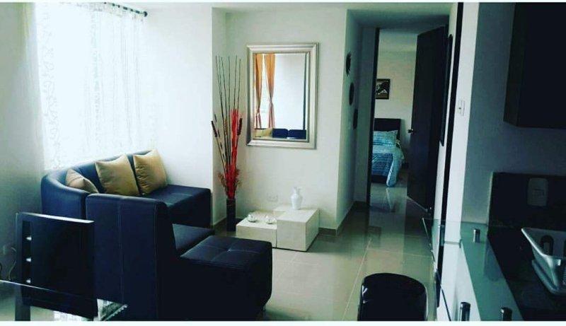 Apartamento Nuevo para Estrenar (The Best in Town), holiday rental in Hojas Anchas