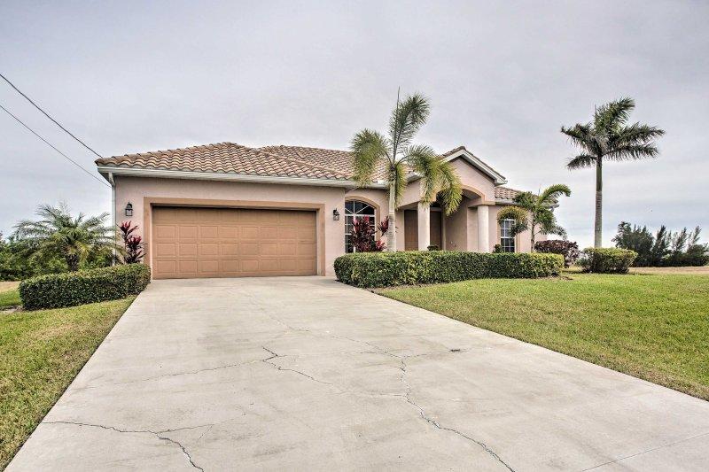 Machen Sie das Beste aus Ihrem Urlaub in Florida, wenn Sie in diesem großartigen Haus wohnen.