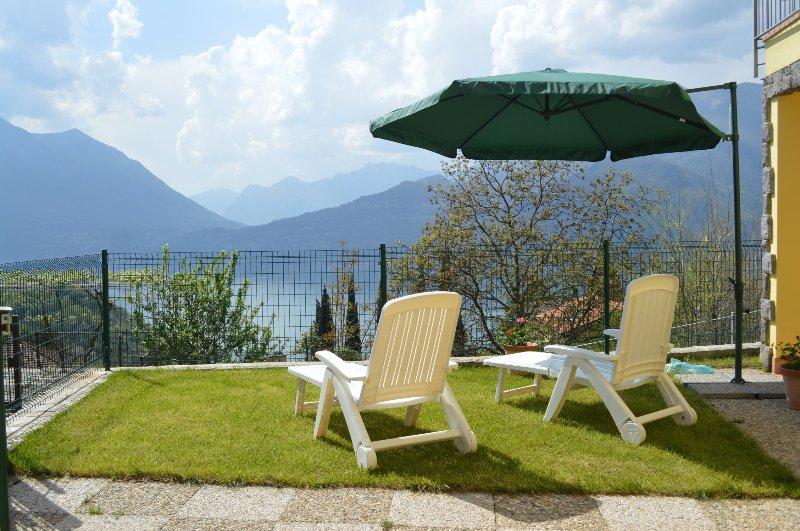 Villa Orchidea With Pool, alquiler de vacaciones en Varenna