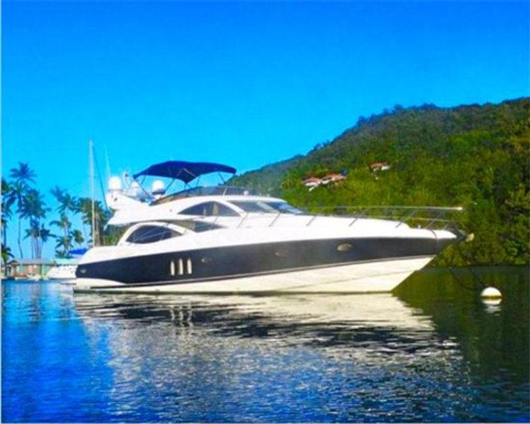 Grenada Luxury Power Yacht Charters