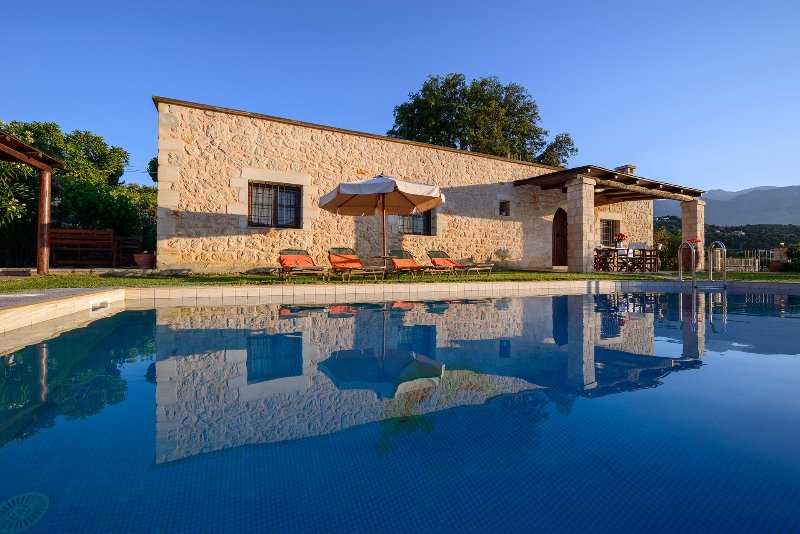 Villa Carina is a true oasis to any visitor longing for holidays in the heart of nature.