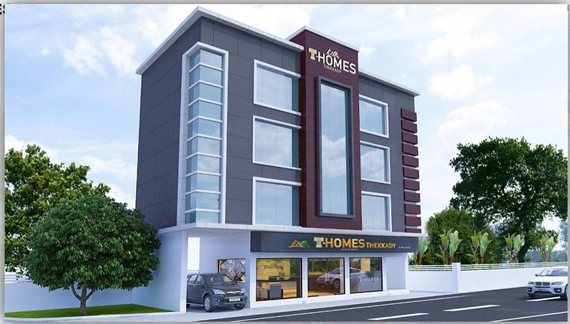 T-Homes - Suite Room #1, vacation rental in Kanchiyar