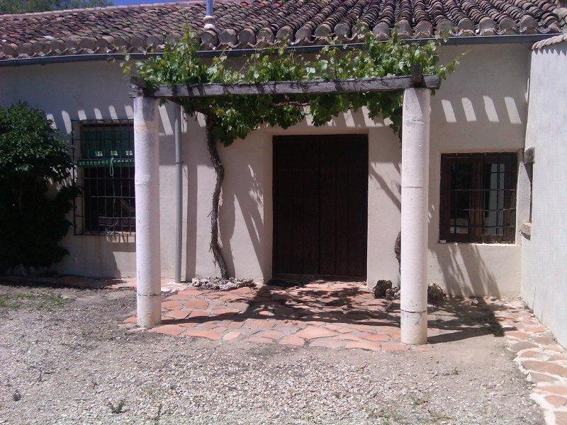 Casa Racimo, alquiler de vacaciones en Provincia de Albacete
