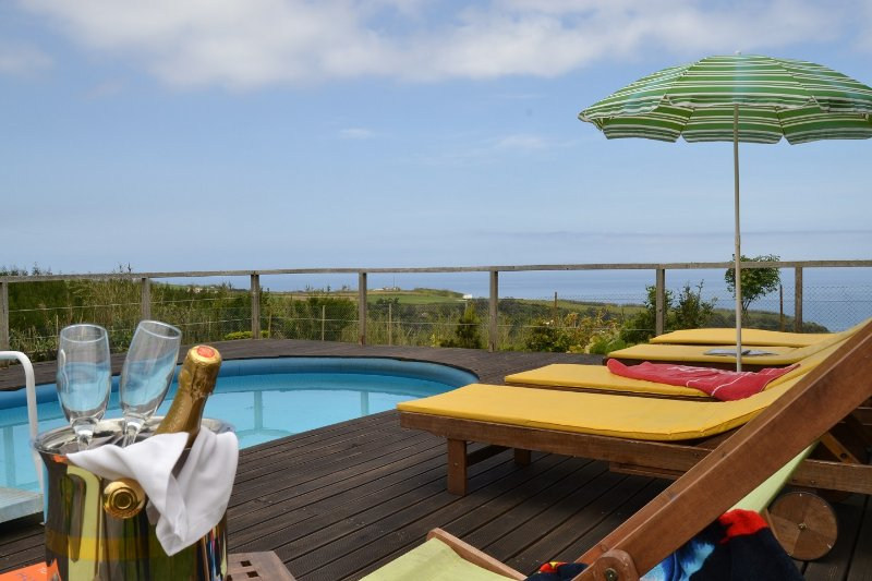 Casa da Arribana: Casa Rural perfecta para 2 pers., vacation rental in Agua de Pau