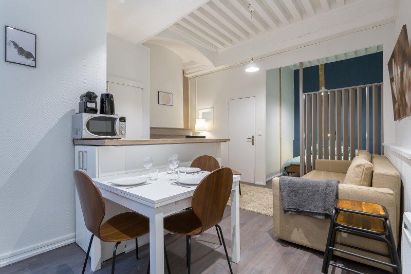 Jusqu'à 6 personnes au cœur du Vieux Lyon, location de vacances à Lyon