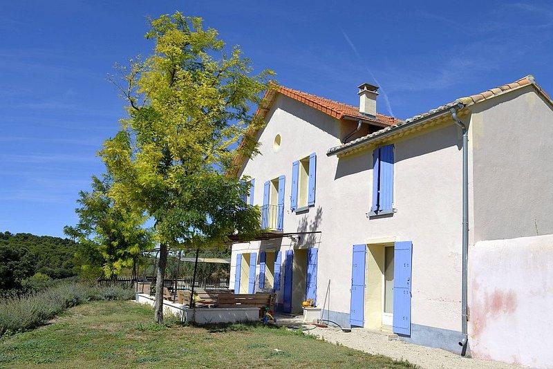 Domaine Masmazan, holiday rental in Mazan
