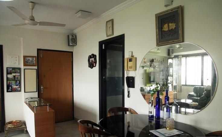 Mina Tilakraj Residence, alquiler de vacaciones en Thane
