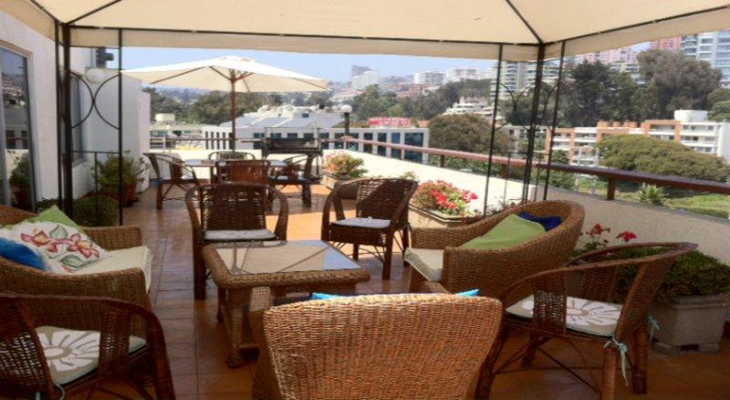 Terraza en Reñaca, holiday rental in Renaca