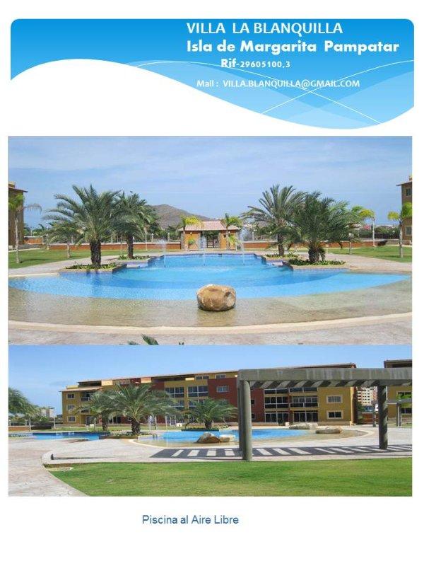 Villa La Blanquilla input Margarita Island Pampatar