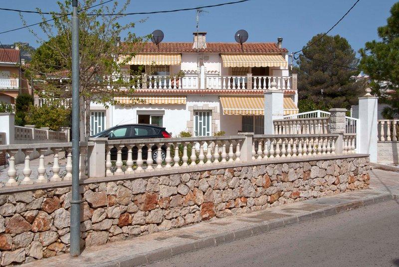 Casas Sitori, Appartement 3. vakantie woning aan zee, prive zwembad (4m x 13m), alquiler de vacaciones en Sant Carles de la Ràpita
