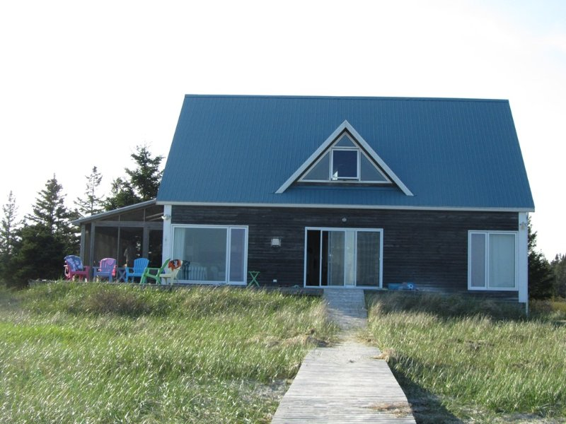 Sanderling Beach House a Louis Head, NS