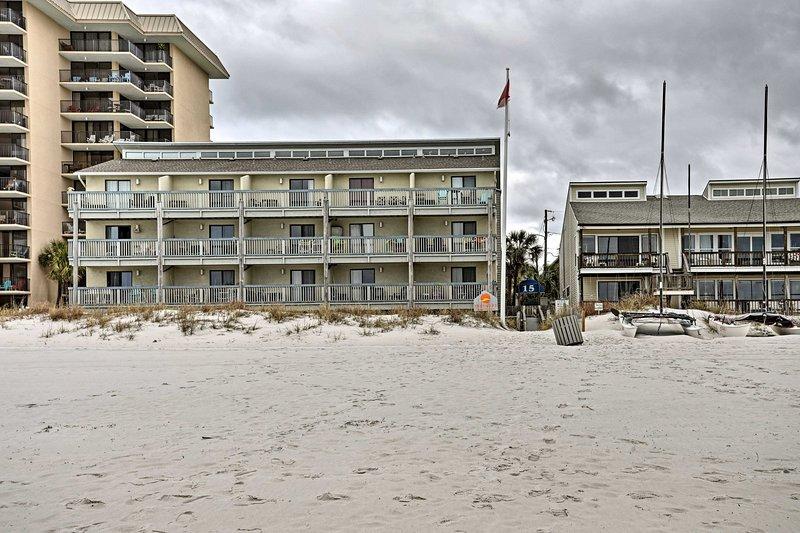 Book your go-to Panama City Beach condo here!