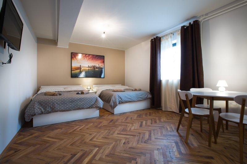 New York, holiday rental in Polhov Gradec