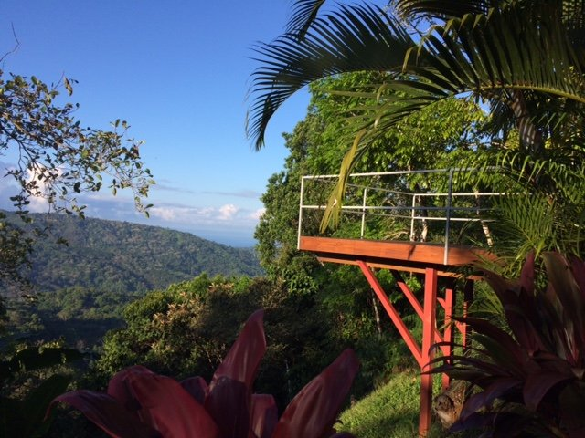 MOMENTOS PRESENTES-CASITA WITH A VIEW, holiday rental in Platanillo