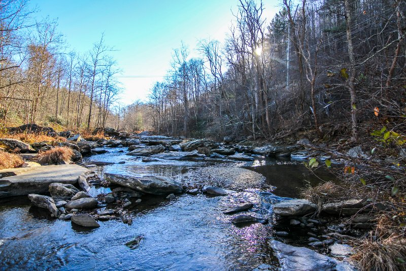 Nearby Watauga River