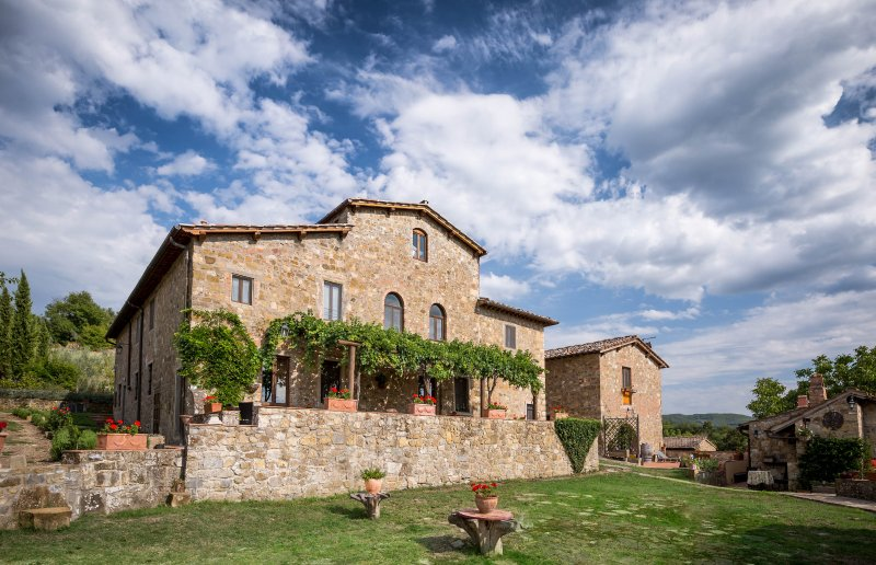 Podere Felceto, holiday rental in Lucarelli