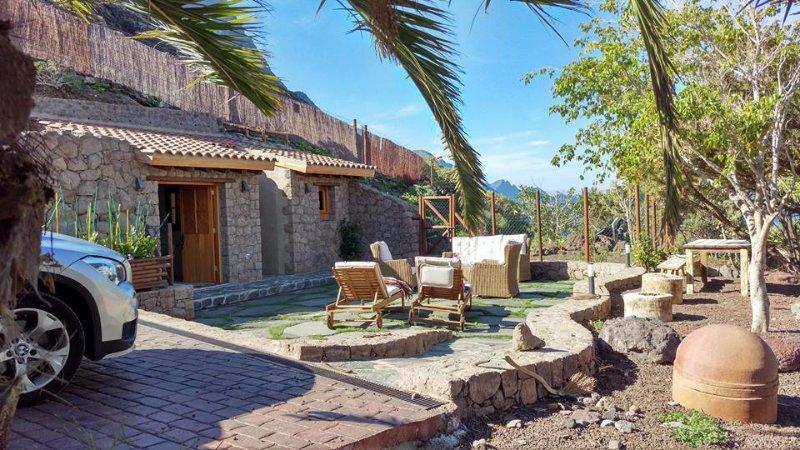Redondo de Guayedra - Cueva del Mar, holiday rental in Agaete