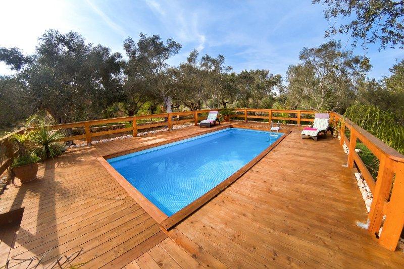 Villa Astrea - Andrano, holiday rental in Castiglione d'Otranto