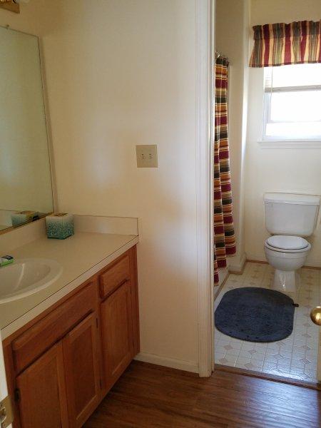 Sala de baño - 2ª Planta