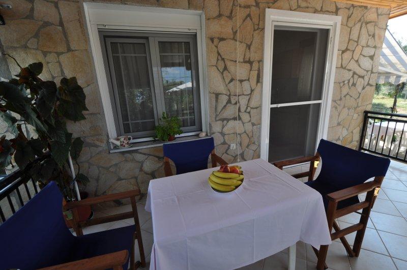 Kiriakos Holiday Home, vacation rental in Aliki