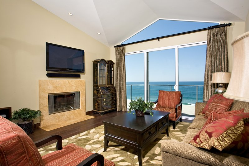 Oceanfront Condo in Gated Community, holiday rental in Leucadia
