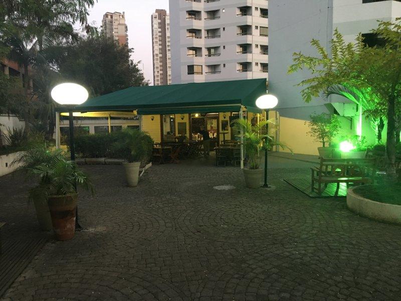 Restaurante Villa Fiore (planta baja)
