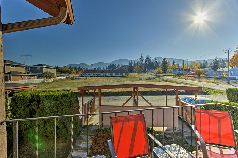 Plan your next escape to this Port Angeles vacation rental condo!