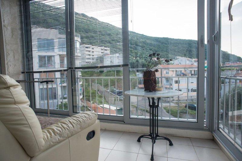 Larisa, vacation rental in Petrovac