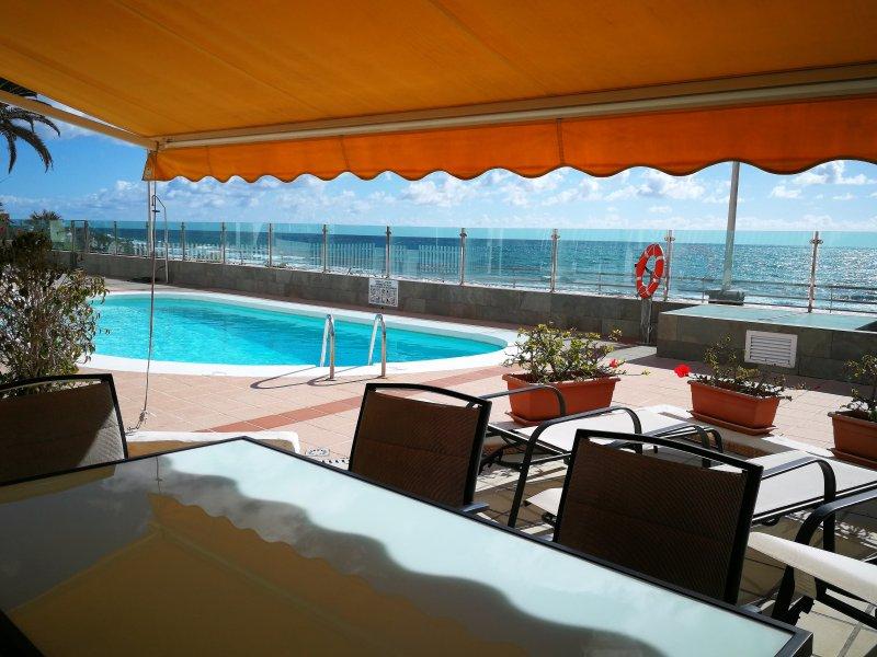 Lovely House in Playa del Veril, vacation rental in Maspalomas