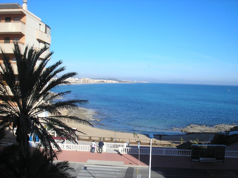 COSTA BLANCA LA MATA Appartement bord de mer, holiday rental in La Mata