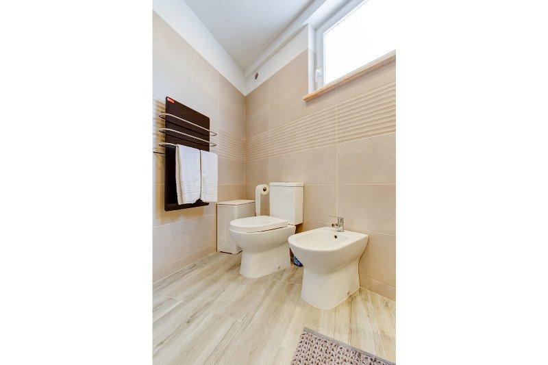 Totalmente casa de banho