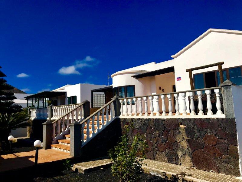 Alquiler de casa en San Bartolomé, vacation rental in Mozaga