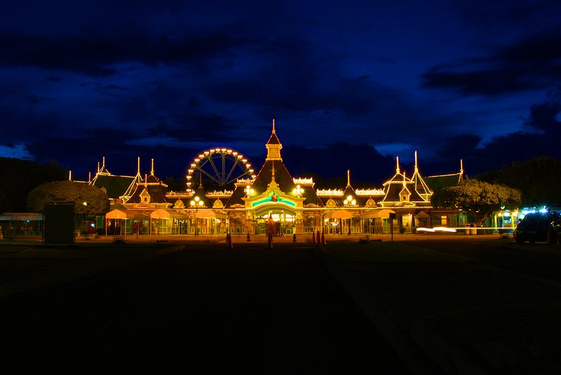 Reino Encantado. parque temático con atracciones para todas las edades y tamaños.