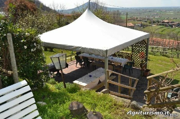 Agriturismo la Roccia, vakantiewoning in Vo