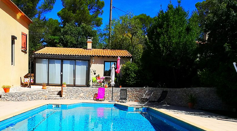 Le Mazet, holiday rental in Nimes